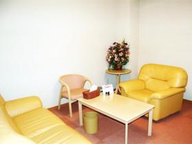 心理面接室の画像